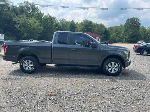 2015 Ford F-150 for sale at Hart's Classics Inc in Oxford ME