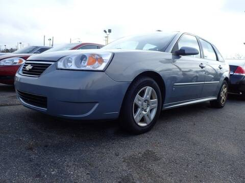 2007 Chevrolet Malibu Maxx for sale at RPM AUTO SALES in Lansing MI