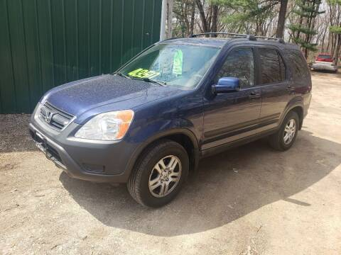 2004 Honda CR-V for sale at Northwoods Auto & Truck Sales in Machesney Park IL