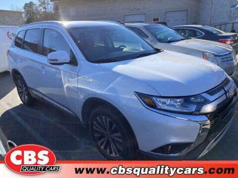 2019 Mitsubishi Outlander for sale at CBS Quality Cars in Durham NC