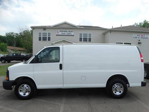 2010 Chevrolet Express Cargo for sale at SOUTHERN SELECT AUTO SALES in Medina OH