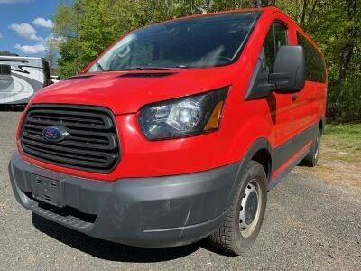 2016 Ford Transit Passenger for sale at Worthington Air Automotive Inc in Williamsburg MA