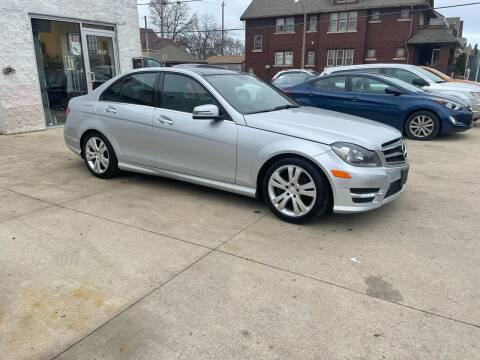 2014 Mercedes-Benz C-Class for sale at Trans Auto in Milwaukee WI
