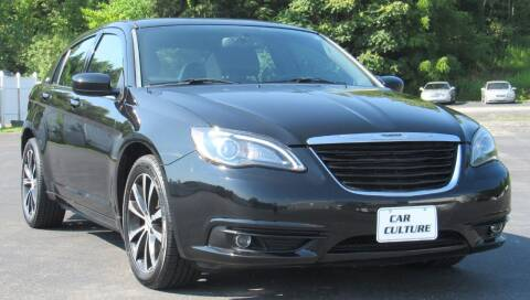 2014 Chrysler 200 for sale at Car Culture in Warren OH