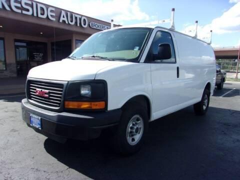 2016 GMC Savana Cargo for sale at Lakeside Auto Brokers in Colorado Springs CO