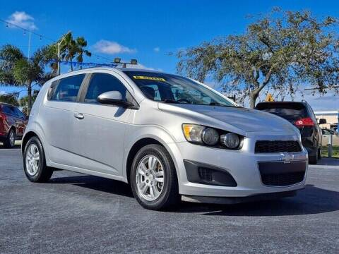 2012 Chevrolet Sonic for sale at Select Autos Inc in Fort Pierce FL