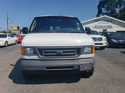 2006 Ford E-Series Cargo for sale at Linus International Inc in Tampa FL
