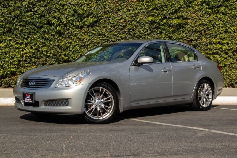 2008 Infiniti G35 for sale at 605 Auto  Inc. in Bellflower CA