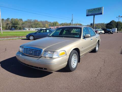 2000 Ford Crown Victoria for sale at Mackes Family Auto Sales LLC in Bloomsburg PA