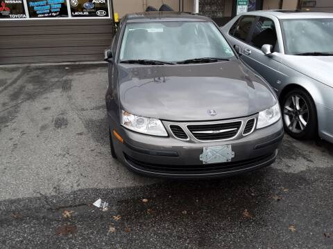 2005 Saab 9-3 for sale at JMV Inc. in Bergenfield NJ