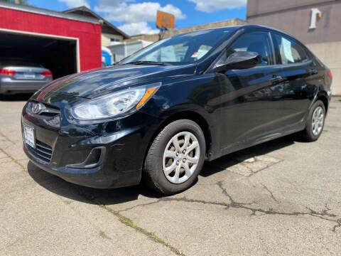 2012 Hyundai Accent for sale at Universal Auto INC in Salem OR