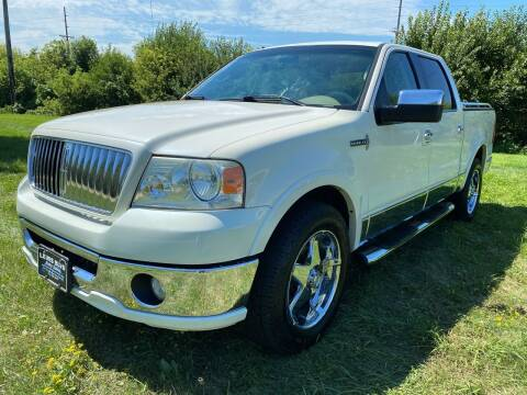 2006 Lincoln Mark LT for sale at Lewis Blvd Auto Sales in Sioux City IA
