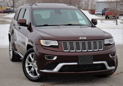 2015 Jeep Grand Cherokee for sale at Big O Auto LLC in Omaha NE