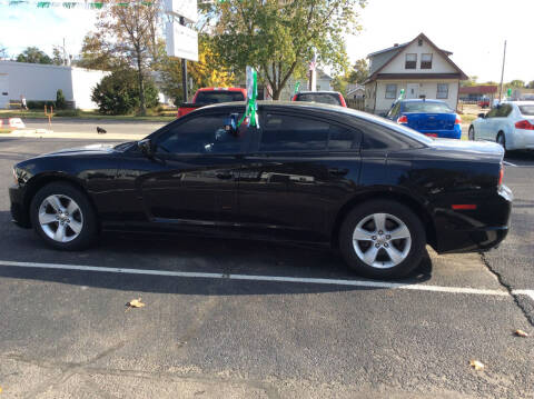 2014 Dodge Charger for sale at BISHOP MOTORS inc. in Mount Carmel IL