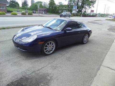 2001 Porsche 911 for sale at Terrys Auto Sales in Somerset PA