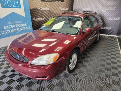 2004 Ford Taurus for sale at X Drive Auto Sales Inc. in Dearborn Heights MI