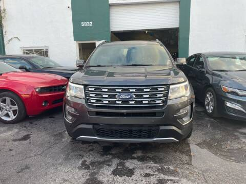 2017 Ford Explorer for sale at Dream Cars 4 U in Hollywood FL