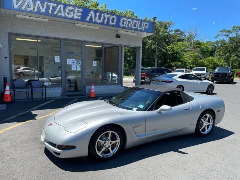 2000 Chevrolet Corvette for sale at Vantage Auto Group in Brick NJ