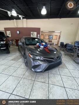 2020 Toyota Camry for sale at Amazing Luxury Cars in Snellville GA