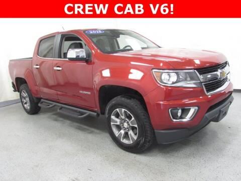 2015 Chevrolet Colorado for sale at MATTHEWS HARGREAVES CHEVROLET in Royal Oak MI