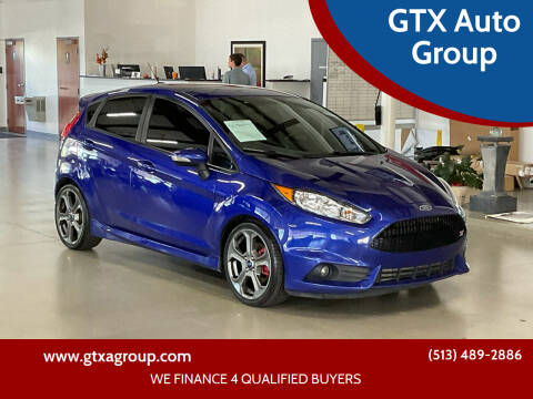 2014 Ford Fiesta for sale at UNCARRO in West Chester OH