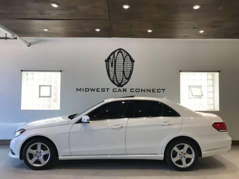 2016 Mercedes-Benz E-Class for sale at Midwest Car Connect in Villa Park IL