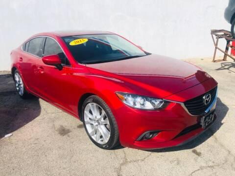 2015 Mazda MAZDA6 for sale at AutoBank in Chicago IL