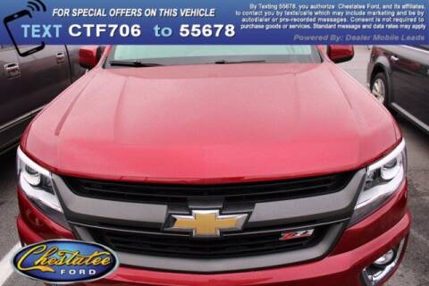 2017 Chevrolet Colorado for sale at Nerd Motive, Inc. in Conyers GA