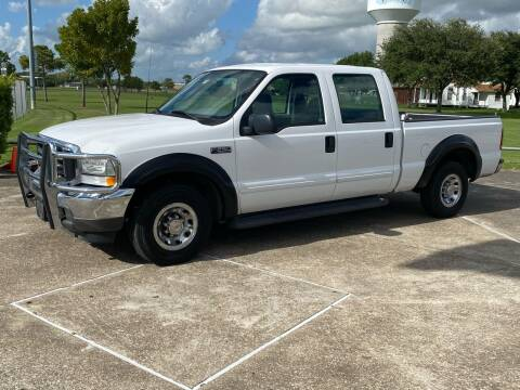 2003 Ford F-250 Super Duty for sale at M A Affordable Motors in Baytown TX