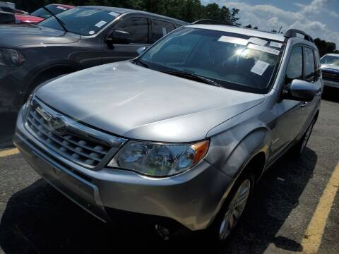 2012 Subaru Forester for sale at Broadway Garage of Columbia County Inc. in Hudson NY
