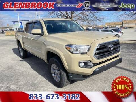 2016 Toyota Tacoma for sale at Glenbrook Dodge Chrysler Jeep Ram and Fiat in Fort Wayne IN