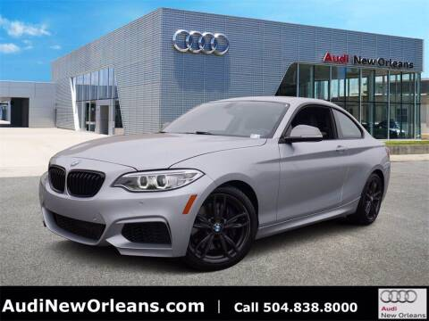 2016 BMW 2 Series for sale at Metairie Preowned Superstore in Metairie LA