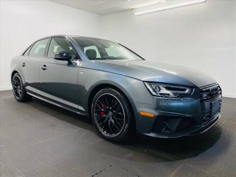 2019 Audi A4 for sale at Champagne Motor Car Company in Willimantic CT