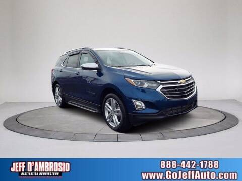 2019 Chevrolet Equinox for sale at Jeff D'Ambrosio Auto Group in Downingtown PA