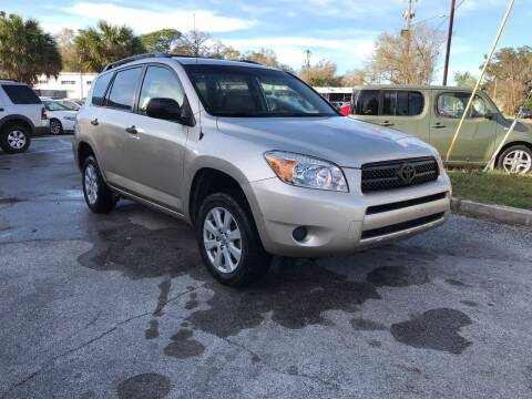 2006 Toyota RAV4 for sale at Popular Imports Auto Sales in Gainesville FL