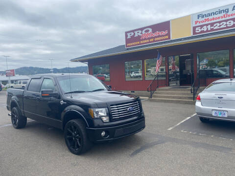 2010 Ford F-150 for sale at Pro Motors in Roseburg OR