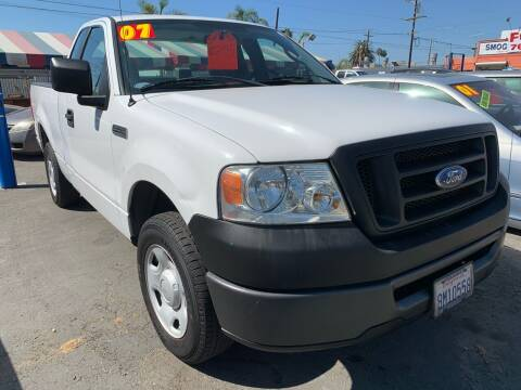 2007 Ford F-150 for sale at North County Auto in Oceanside CA