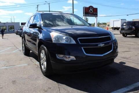 2010 Chevrolet Traverse for sale at B & B Car Co Inc. in Clinton Township MI