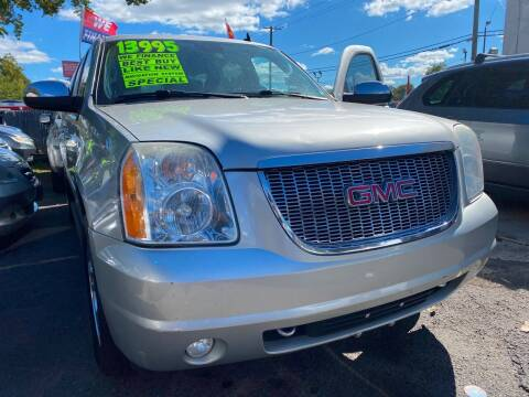 2010 GMC Yukon XL for sale at GRAND USED CARS  INC in Little Ferry NJ