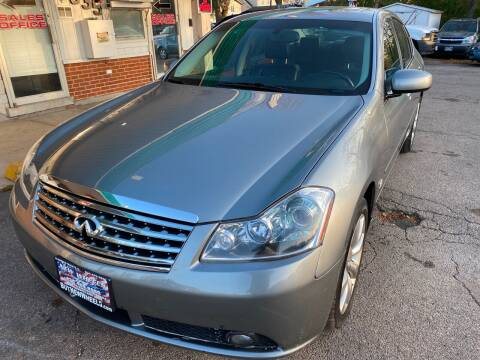 2006 Infiniti M35 for sale at New Wheels in Glendale Heights IL