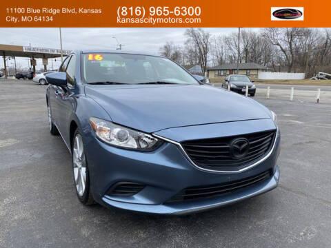 2016 Mazda MAZDA6 for sale at Kansas City Motors in Kansas City MO