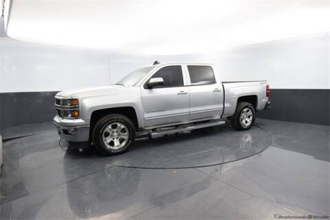 2015 Chevrolet Silverado 1500 for sale at BOB HART CHEVROLET in Vinita OK