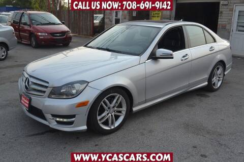 2013 Mercedes-Benz C-Class for sale at Your Choice Autos - Crestwood in Crestwood IL
