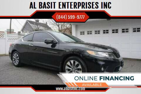 2011 Honda Accord for sale at AL BASIT ENTERPRISES INC in Riverside CA