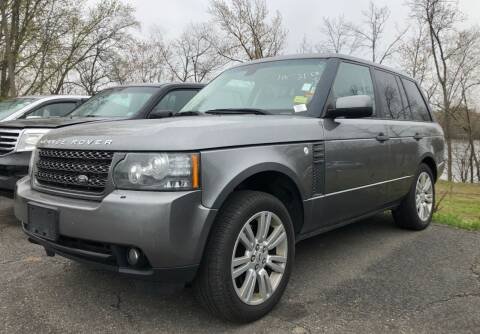 2011 Land Rover Range Rover for sale at Top Line Import of Methuen in Methuen MA