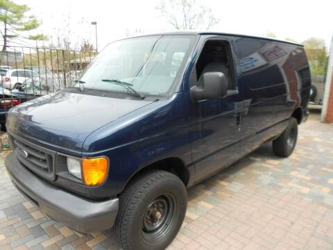 2004 Ford E-Series Cargo for sale at Precision Auto Sales of New York in Farmingdale NY