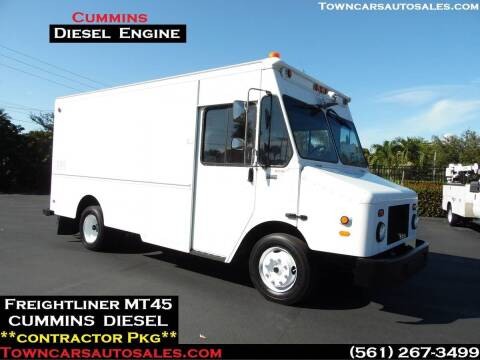 2005 Freightliner MT45 Chassis for sale at Town Cars Auto Sales in West Palm Beach FL