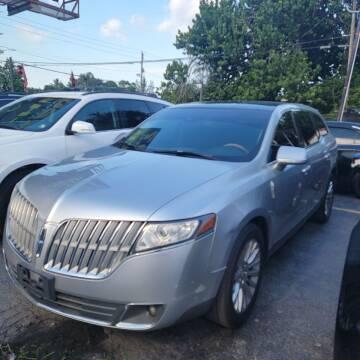 2010 Lincoln MKT for sale at America Auto Wholesale Inc in Miami FL