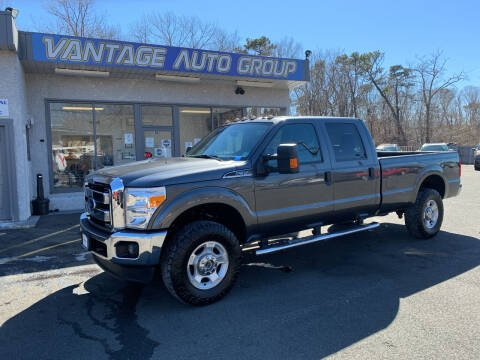2016 Ford F-350 Super Duty for sale at Vantage Auto Group in Brick NJ