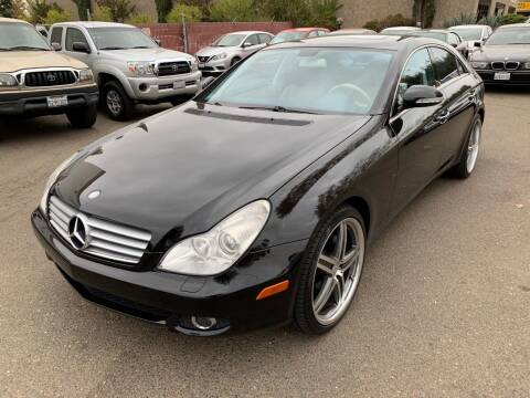 2006 Mercedes-Benz CLS for sale at C. H. Auto Sales in Citrus Heights CA
